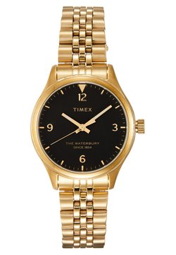 Timex - WATERBURY BRACELET DIAL - Zegarek - gold-coloured