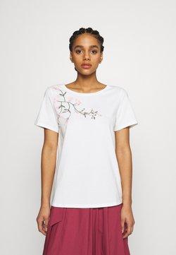 WEEKEND MaxMara - TRACIA - T-Shirt print - weiss