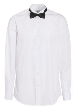 Next - SLIM FIT WITH BOW TIE, CUMMERBUND AND CUFFLINKS - Hemd - white