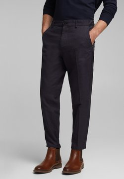 Esprit Collection - Anzughose - dark blue