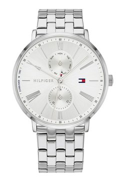 Tommy Hilfiger - Montre à aiguilles - silver-coloured