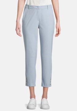 Betty & Co - Pantalon classique - blau/weiß