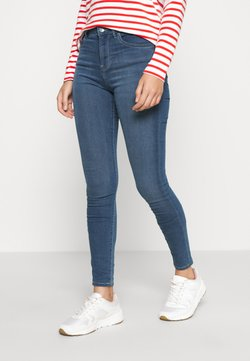 ONLY - ONLGLOBAL  - Jeans Skinny Fit - medium blue denim