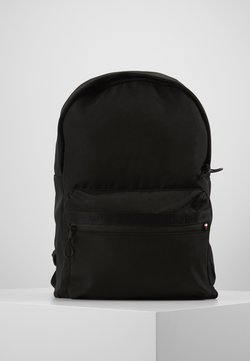 Tommy Hilfiger - URBAN BACKPACK - Reppu - black
