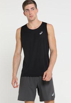 ASICS - SINGLET - Camiseta de deporte - performance black