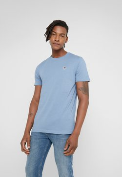 PS Paul Smith - ZEBRA  - T-shirt basic - blue