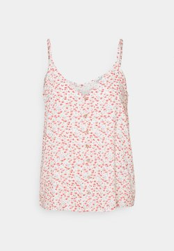 ONLY - ONLASTRID SINGLET - Top - ecru