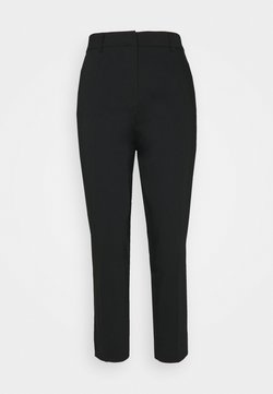 Pieces Curve - PCSANNA CURVE  - Spodnie materiałowe - black