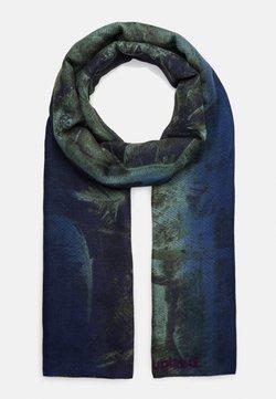 Desigual - FOUL SUNSET - Écharpe - blue