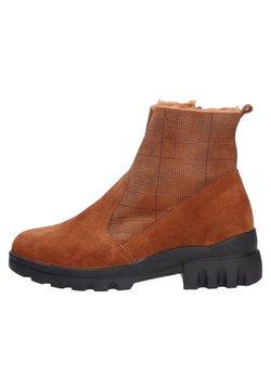 Waldläufer - COMFORT - Ankle Boot - newcognac (082)