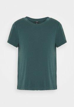 Monki - JOLIN  - T-shirt basic - green dark