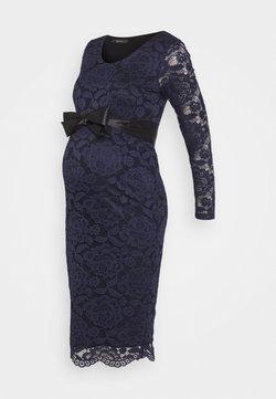 9Fashion - TENUA - Cocktailkleid/festliches Kleid - navy blue