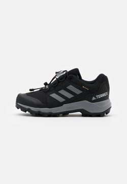 adidas Performance - TERREX GTX UNISEX - Vaelluskengät - core black/grey three