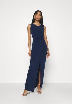 WAL G. - CELESTINE DRESS - Maxi-jurk - navy blue