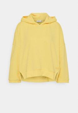 ONLY - ONLENJA LIFE HOOD - Sweatshirt - sunshine