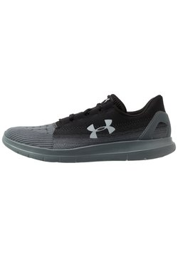 Under Armour - REMIX 2.0 - Zapatillas de running neutras - black/pitch gray/mod gray