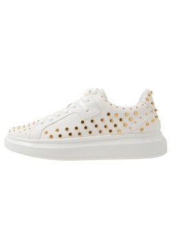 Guess - SALERNO - Sneaker low - white