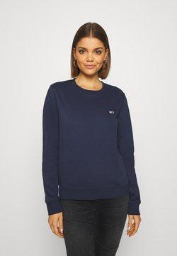 Tommy Jeans - REGULAR C NECK - Sweatshirt - blue