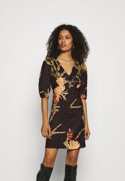 AllSaints - KOTA NOLINA DRESS - Robe d'été - black