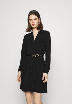 comma - Vestido ligero - black