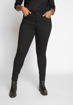 Levi's® Plus - SHPING - Skinny-Farkut - black no sugar
