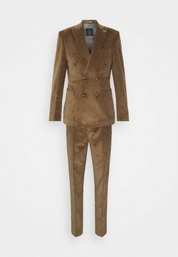 Shelby & Sons - ASTON SUIT - Costume - brown