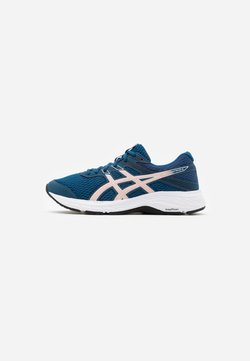 ASICS - GEL-CONTEND - Zapatillas de running neutras - mako blue/ginger peach