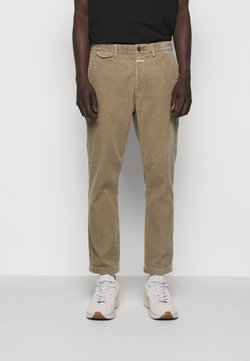 CLOSED - ATELIER TAPERED - Stoffhose - muddy beige