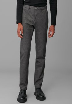 Marc O'Polo - Chinot - multi/gray pinstripe
