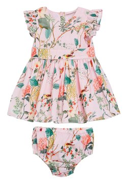 Next - FLORAL PROM (0MTHS-2YRS) - Korte jurk - pink