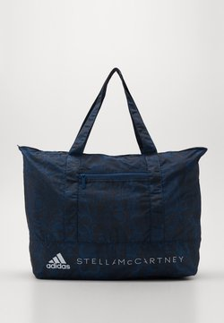 adidas by Stella McCartney - LARGE TOTE - Sporttasche - blue/black/white