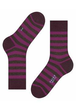 FALKE - Socken - burgundy