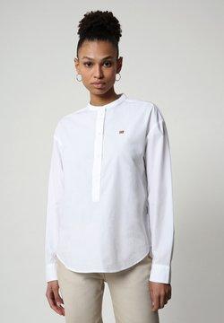 Napapijri - GHIO - Pitkähihainen paita - bright white