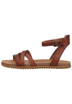 Blowfish Malibu - Riemensandalette - whiskey dyecut