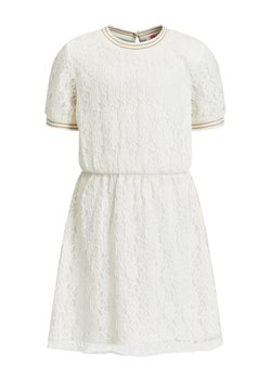 WE Fashion - Korte jurk - white