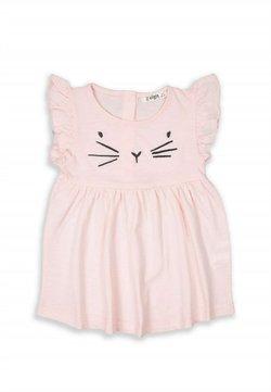 Cigit - CAT  - Jerseykleid - light pink