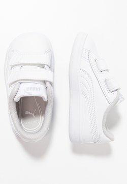 Puma - SMASH UNISEX - Vauvan kengät - white