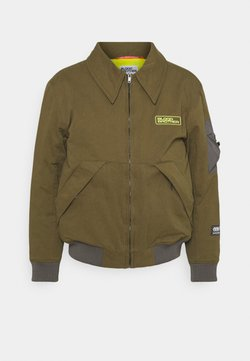 Blood Brother - KNIGHTSBRIDGES - Bomberjacke - khaki