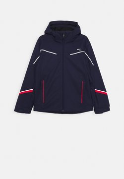 Kjus - BOYS FORMULA JACKET - Skijacke - atlanta blue