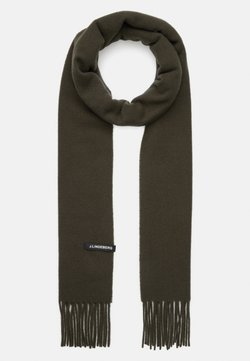 J.LINDEBERG - CHAMP SOLID SCARF - Schal - army green