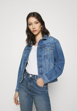 Pepe Jeans - ROSE JACKET - Kurtka jeansowa - denim