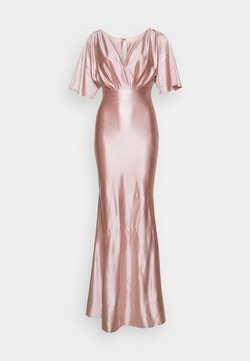 WAL G. - KELSEY  MAXI DRESS - Robe de cocktail - champagne gold