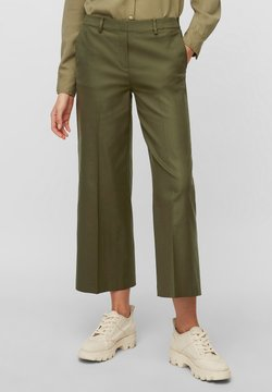 Marc O'Polo - Stoffhose - native olive