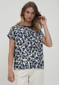 b.young - BYPANYA LEO - T-Shirt print - stonewash mix