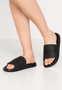 Rubi Shoes by Cotton On - WILD SLIDE - Muiltjes - black