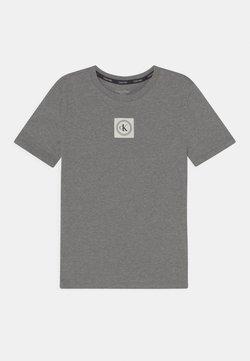 Calvin Klein Underwear - TEE UNISEX - Haut de pyjama - dark grey