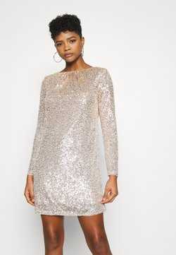 TFNC - REVEL DRESS - Juhlamekko - gold/silver