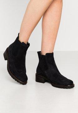 Gabor Comfort - Korte laarzen - pazifik