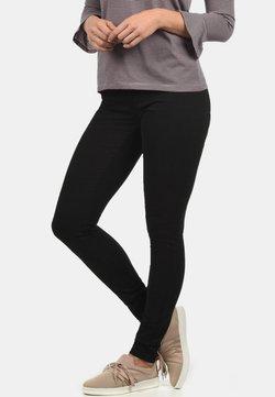 JDY - LARA - Jeans Skinny Fit - black