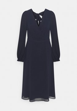 Esprit Collection - DRESS - Cocktailkleid/festliches Kleid - navy